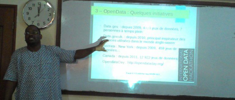Article : L'open data au cœur du Barcamp Bénin 2013