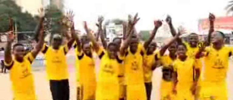 Article : L'Afrique, un continent «Happy»