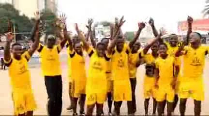 """Capture d'écran de """"We are happy from Cotonou"""""""