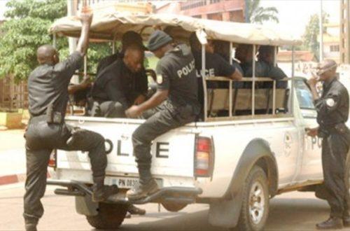 Article : Bénin/Sécurité : deux policiers tués par des malfrats en un mois