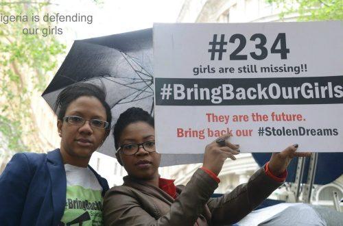 Article : #BringBackOurGirls : pourquoi je participe à la campagne contre Boko-Haram ?