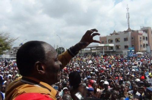 Article : Au Bénin, on a encore marché pour réclamer les élections