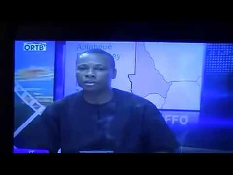 Un journaliste de la télévision nationale interpelle le Président Boni Yayi pour réclamer plus de liberté d'expression dans les médias de service public