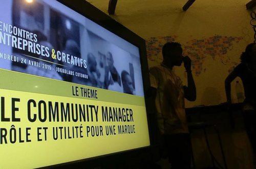 Article : #RECBénin : la première rencontre entre créatifs et entreprises au Bénin