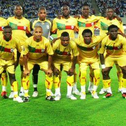 L'équipe nationale de football, les écureuils du Bénin.