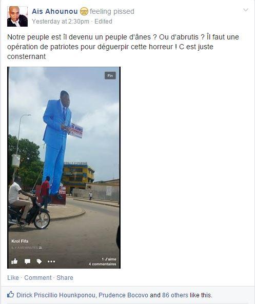 Statue_geant_boni_yayi_Bénin